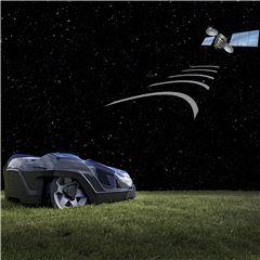 Automower - Navigatie prin GPS